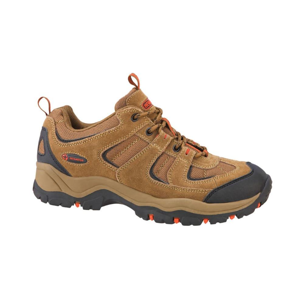 NEVADOS Men's Boomerang II Low Hiking Shoes - BROWN
