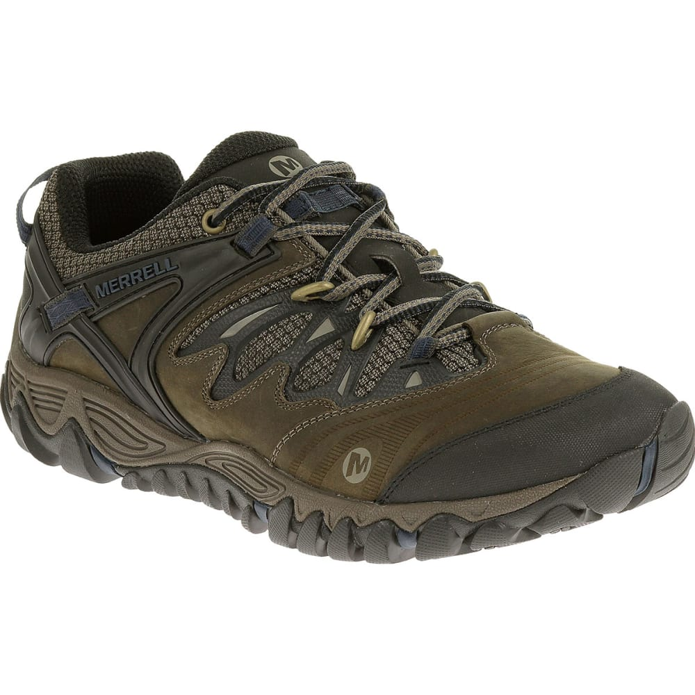 MERRELL Men's All Out Blaze Hiking Shoes, Falcon - FALCON