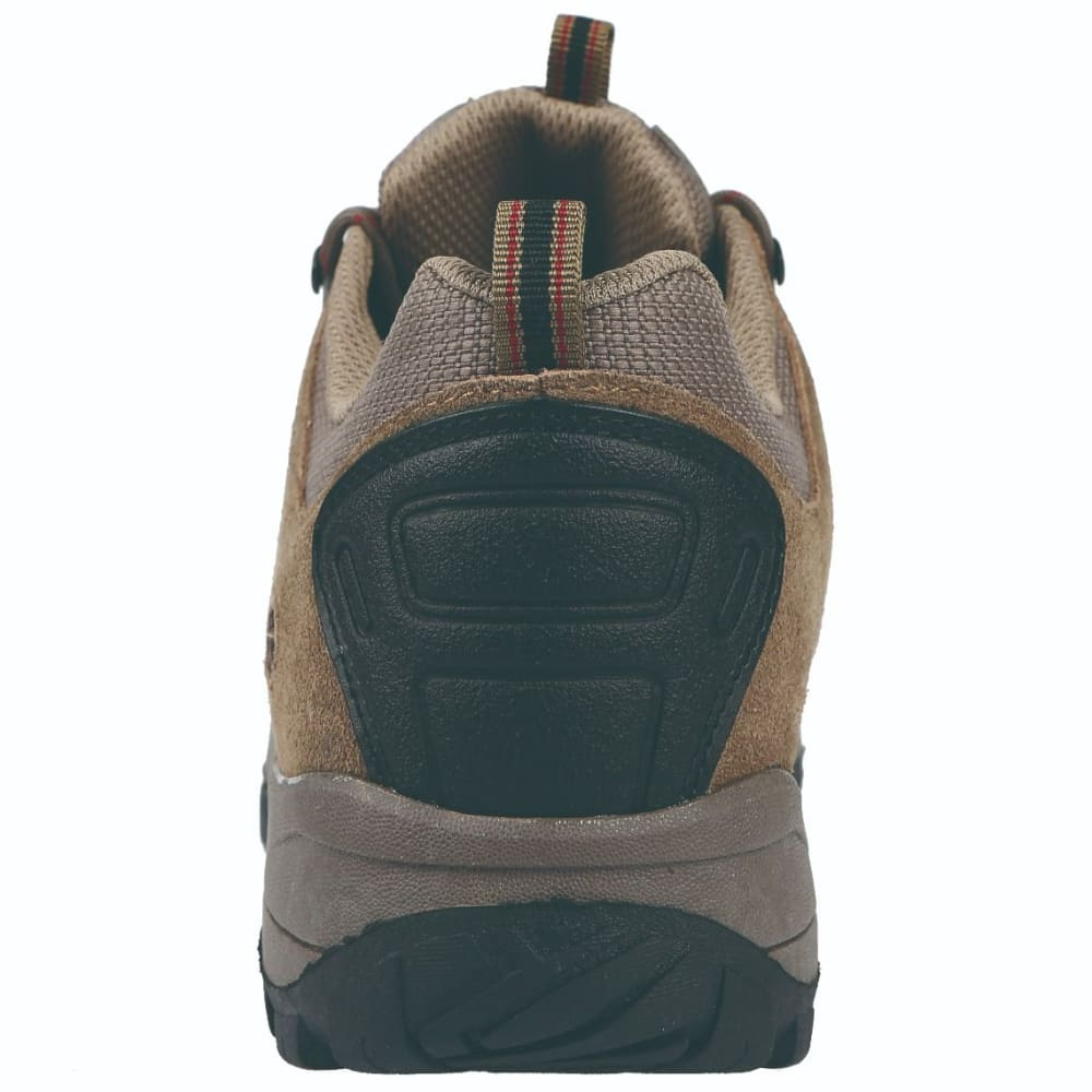 NORTHSIDE Men's Snohomish Low Waterproof Hiker Boots - CHILI PEPPER -602