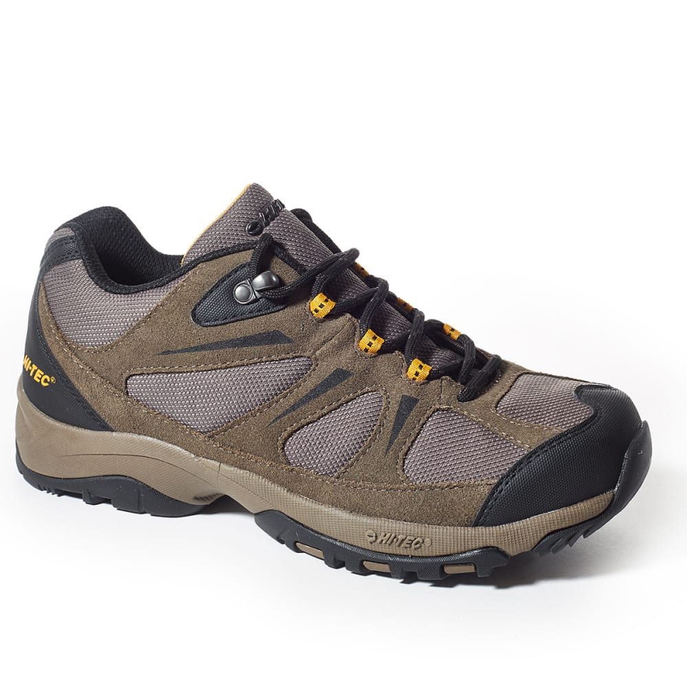 HI-TEC Men's Trail II Low Hiker Boots - BROWN