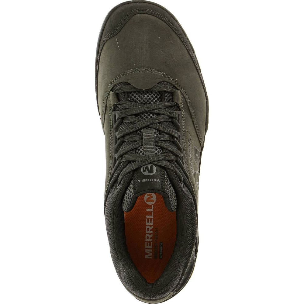MERRELL Men's Annex Hiking Shoes - BLACK DISTRESSED