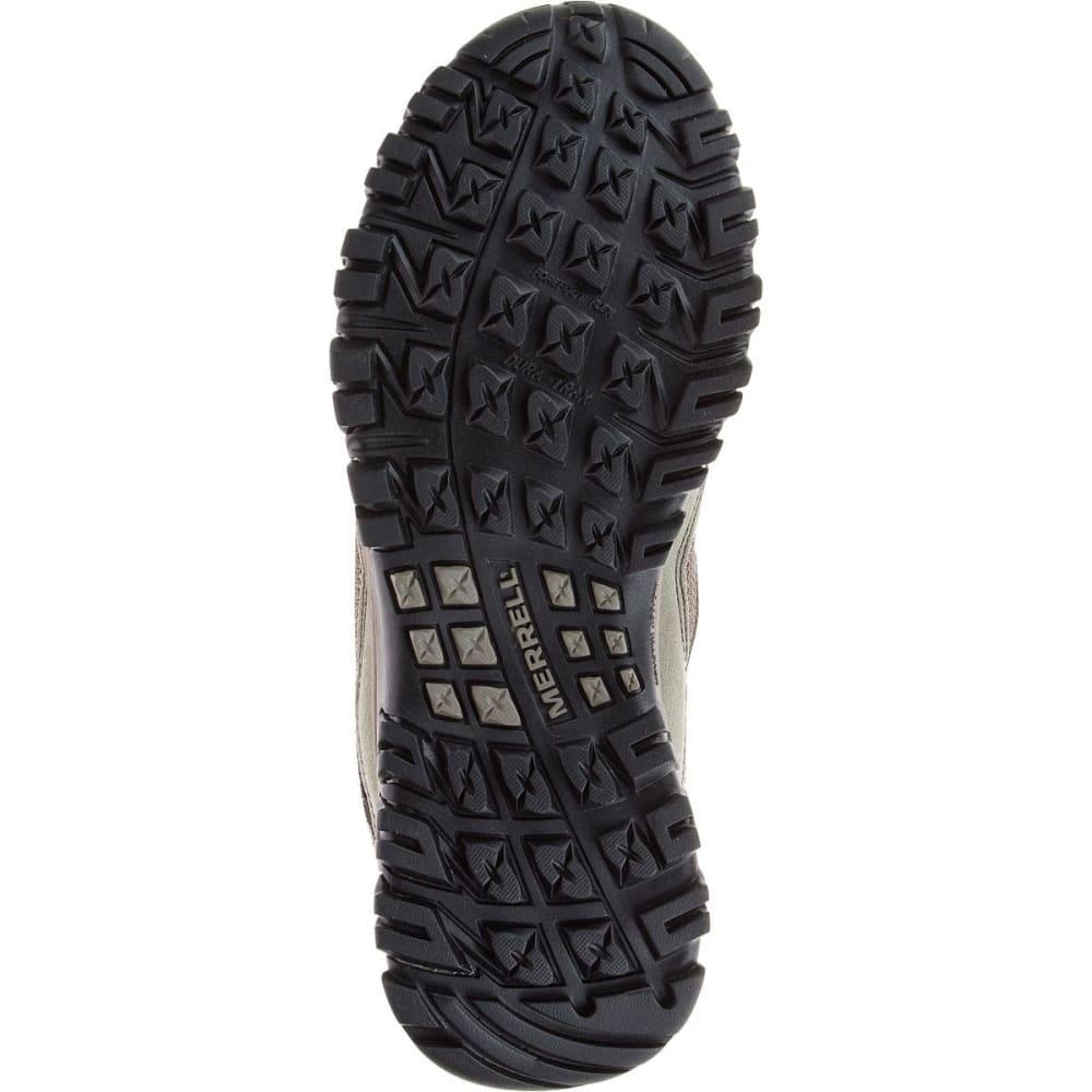 MERRELL Men's Phoenix Bluff Hiking Shoes, Wide - BROWN/CHEVRON