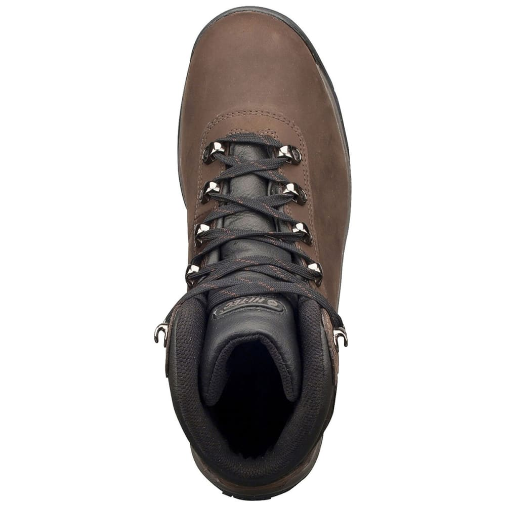 HI-TEC Men's Altitude IV Boots, Wide Width, Brown - DARK CHOCOLATE