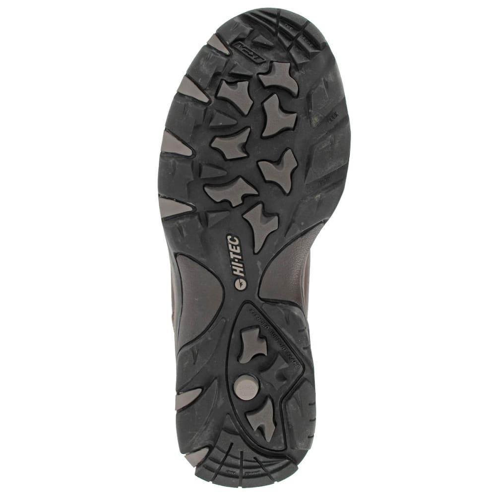 HI-TEC Men's Altitude IV Boots, Wide Width, Brown - DARK CHOCOLATE