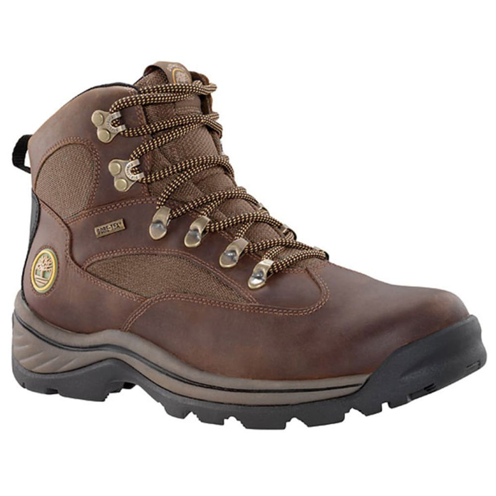 TIMBERLAND Men's Chocorua Trail Hiking Boots, Medium Width - BROWN