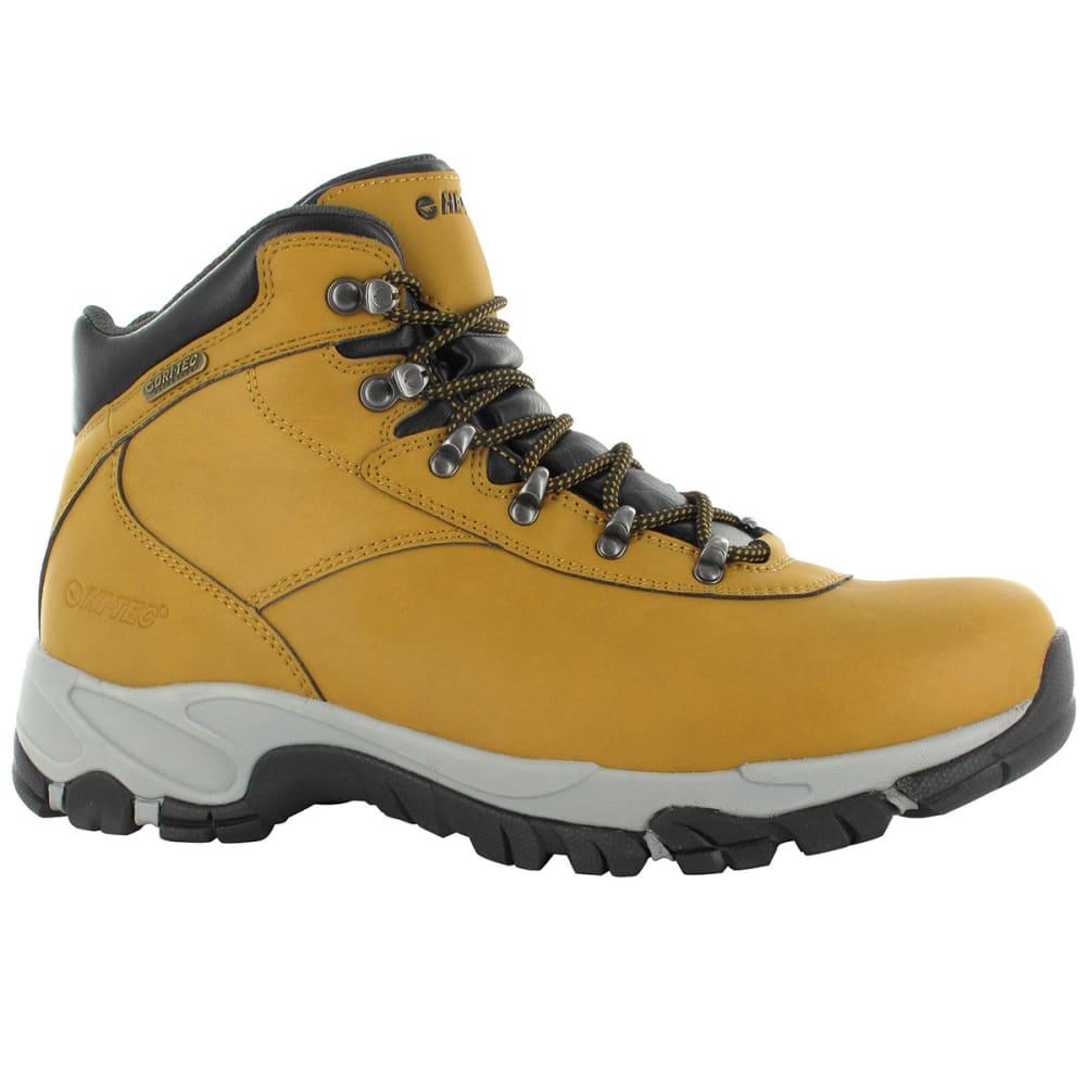 HI-TEC Men's Altitude V Waterproof Boots, Wide Width - BEIGE/TAN