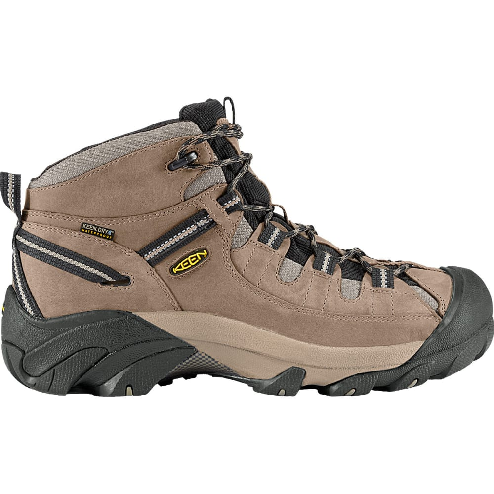 KEEN Men's Targhee II Hiking Boots - BROWN