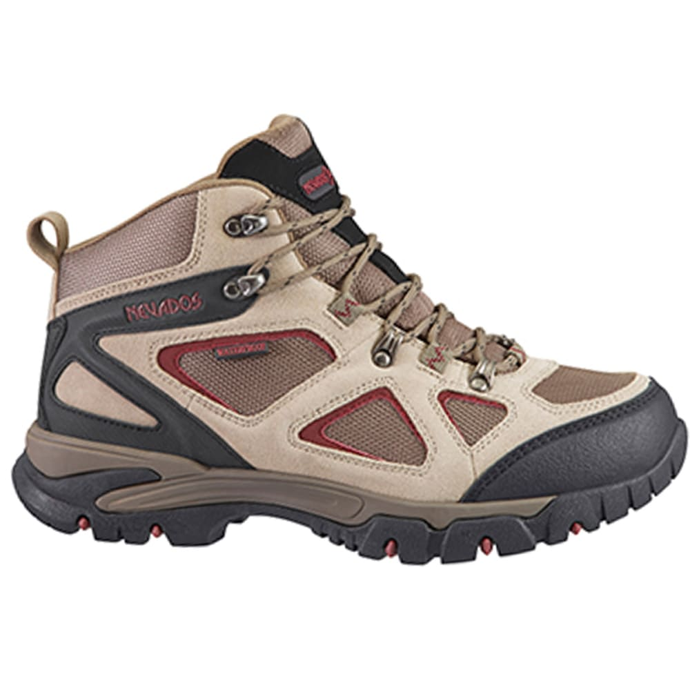 NEVADOS Men's Spire Hiking Boot - BROWN