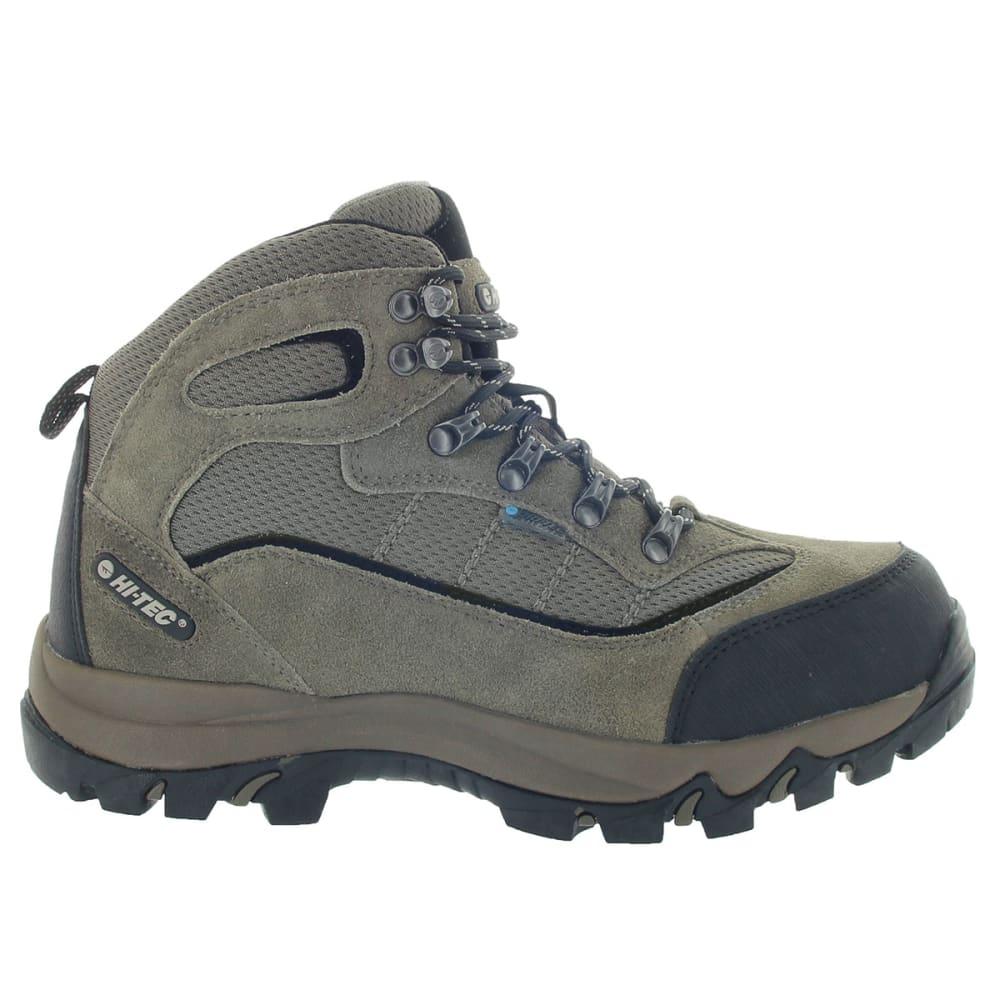 HI-TEC Men's Skamania Mid Waterproof Hiking Boots - CHESTNUT DISTRESSED