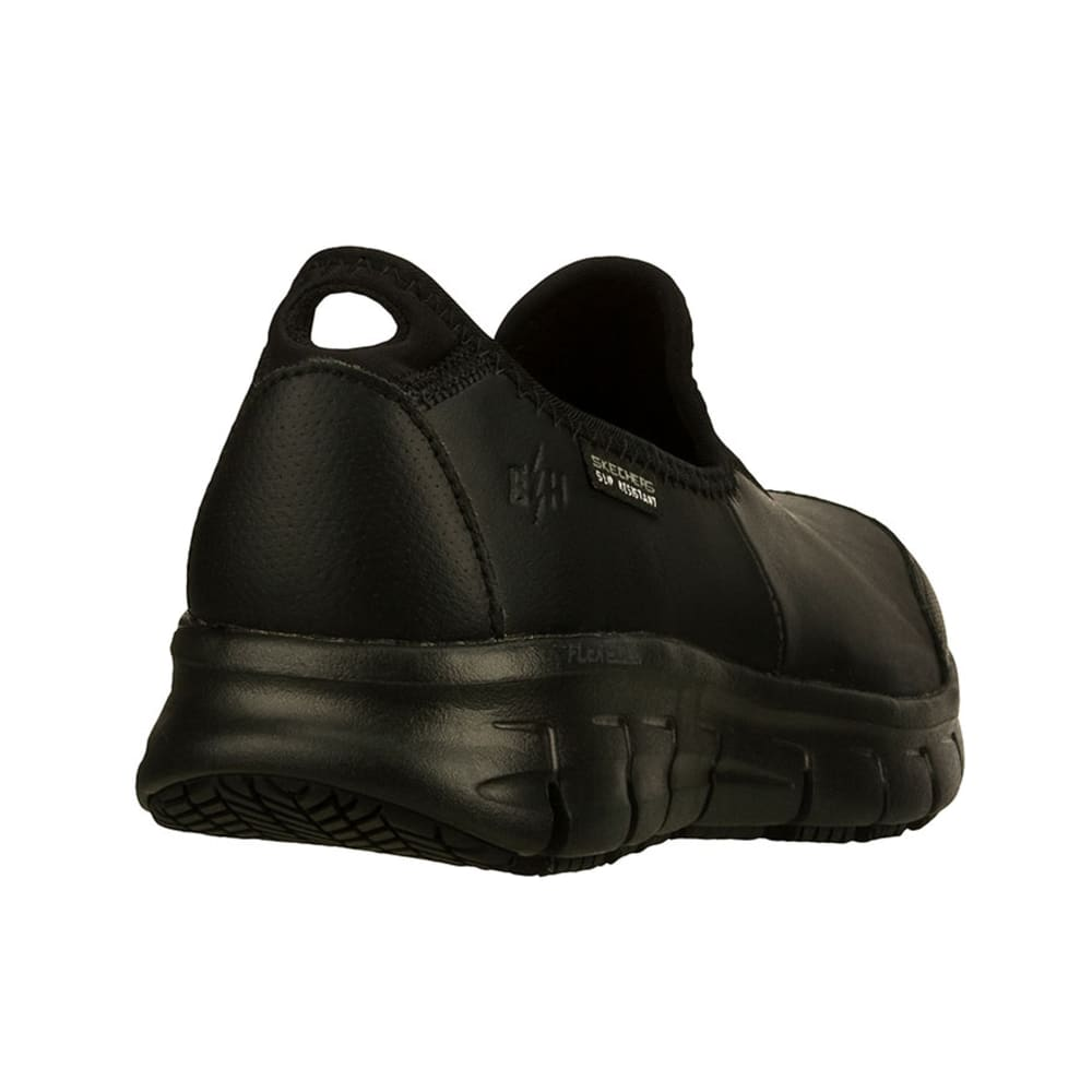 SKECHERS Women's Relaxed Fit® Sure Track Shoes - BLACK