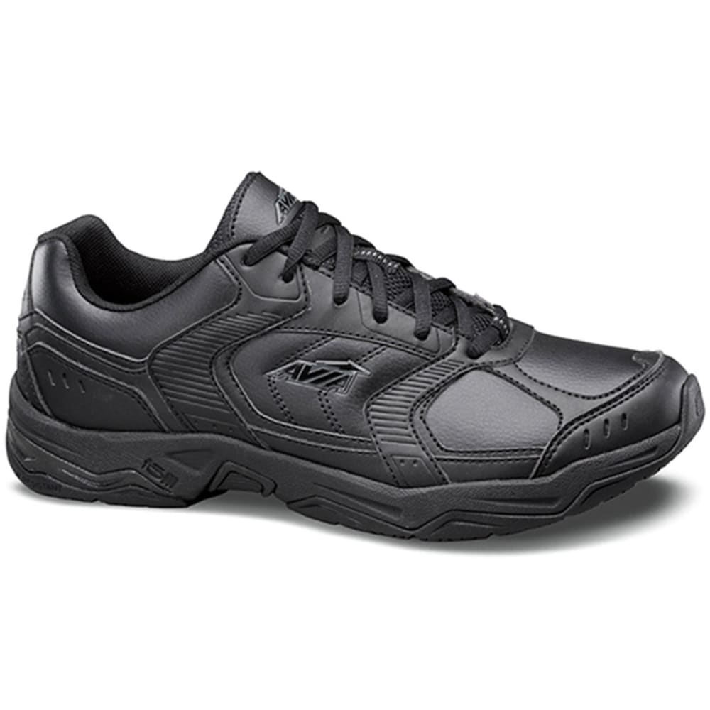AVIA Womens A1439W Avi-Union Shoes - BLACK