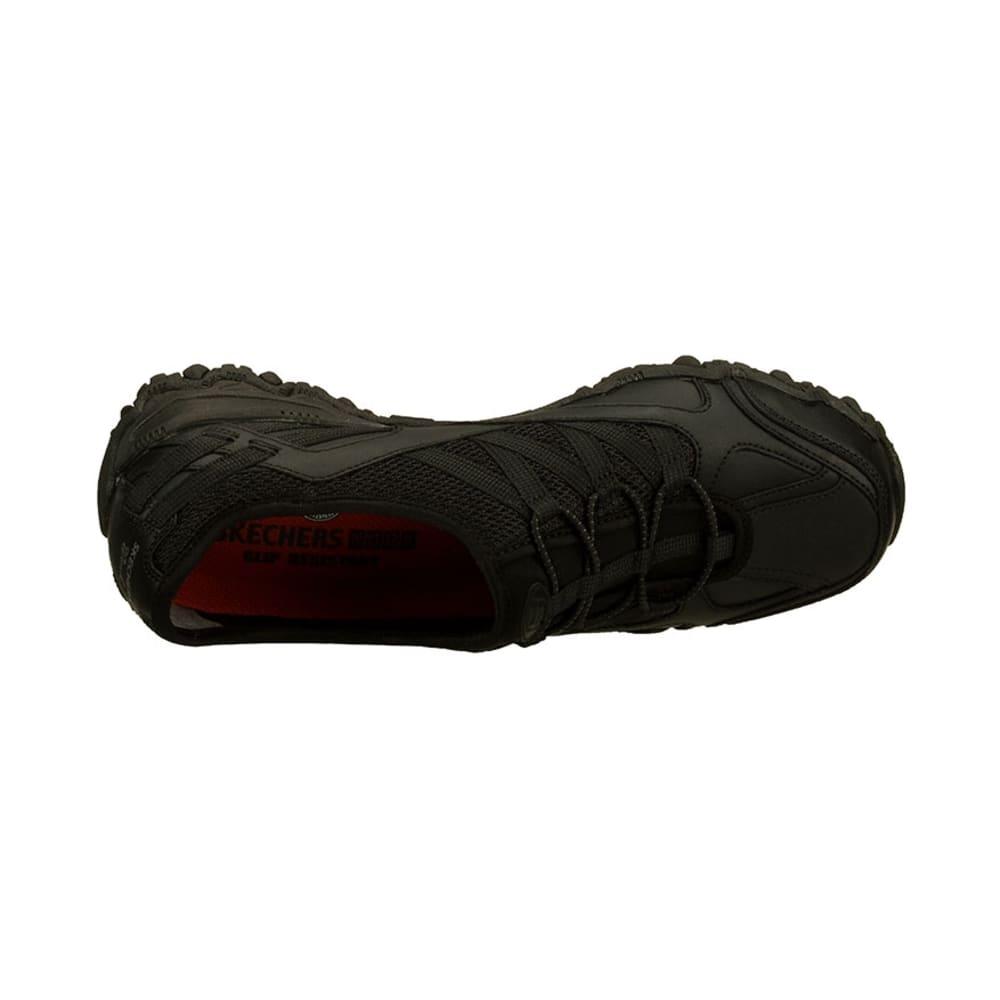 SKECHERS Women's Work Compulsions Indulgent Shoes - BLACK