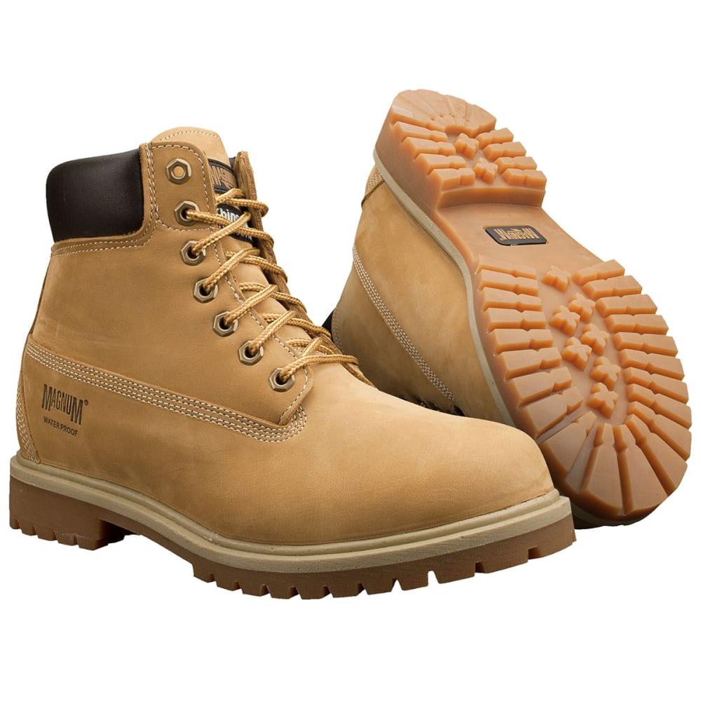 MAGNUM 7817 W Foreman 6 in. Waterproof Boot - Wide Width - TAN