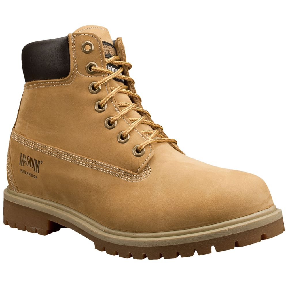 MAGNUM 7817 W Foreman 6 in. Waterproof Boot - Wide Width - TAN