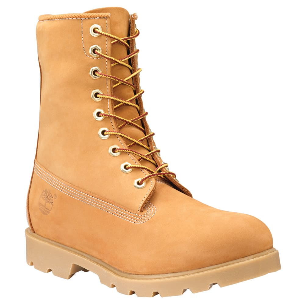 TIMBERLAND Men's Tree 10081 Work Boots, Wide - TAN