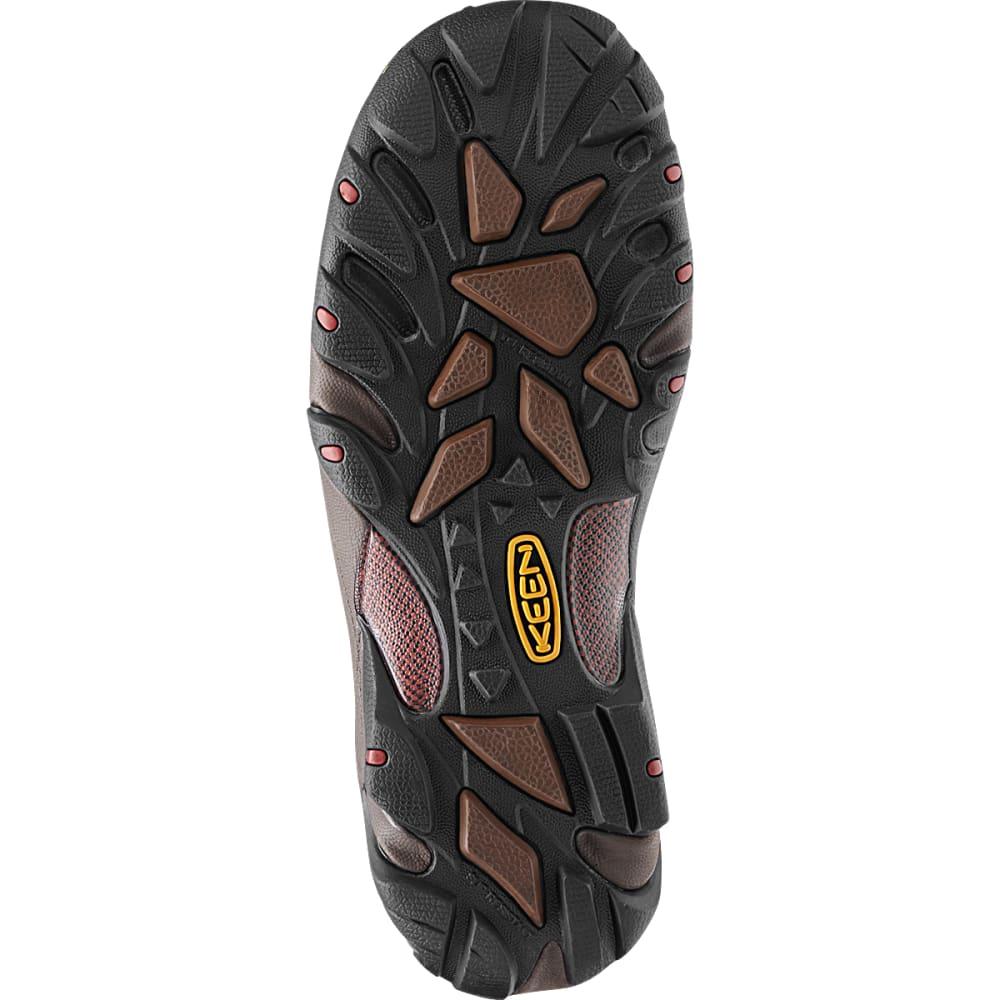 KEEN Men's Minot Insulated Steel Toe Work Boots - CASCADE BROWN