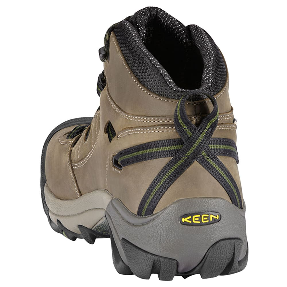 KEEN Men's Detroit Mid Boots - BRINDLE