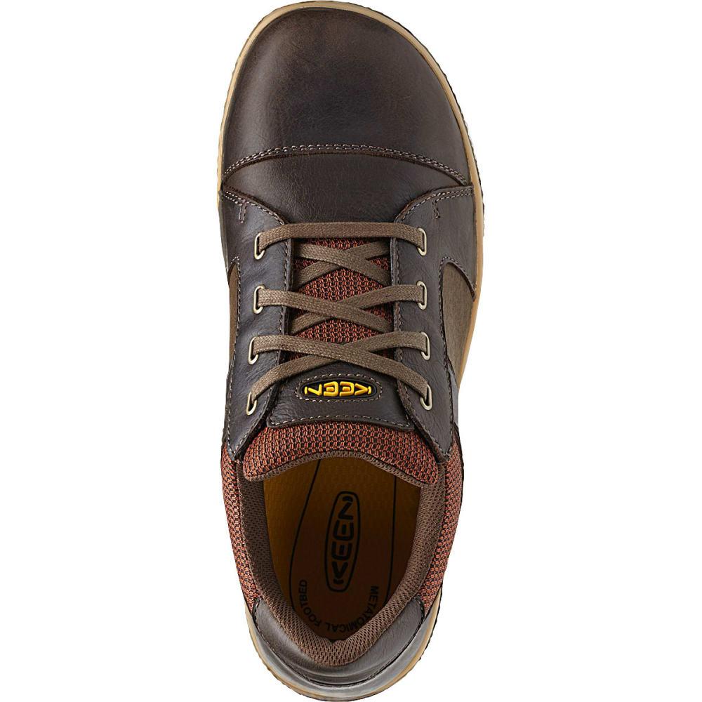 KEEN Men's Destin Low Shoes - CASCADE BRN/ BOMBAY