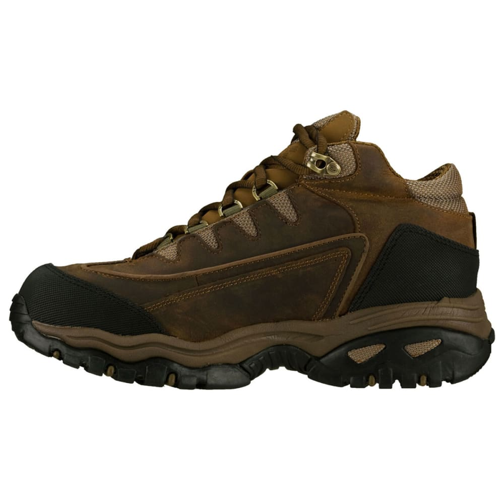 SKECHERS Men's Energy Blue Ridge Boots - CHOCOLATE/BRONZE