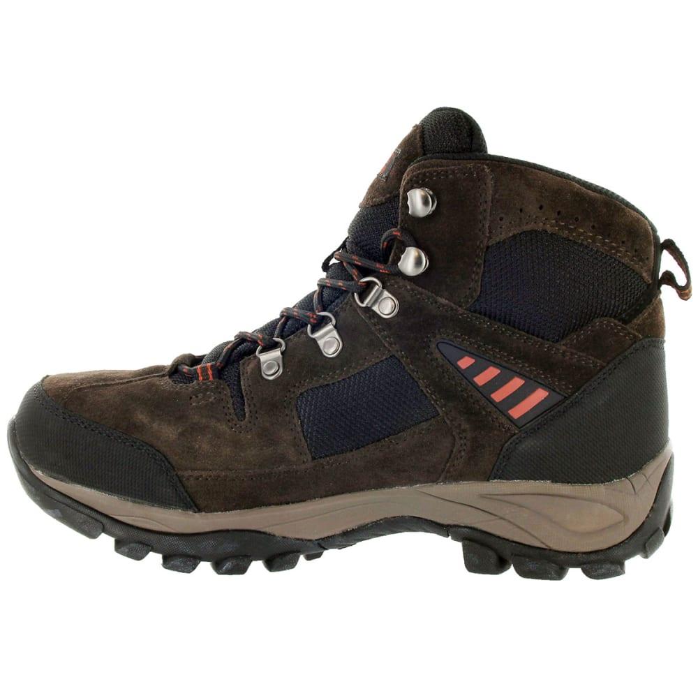 HI-TEC Men's Deco Pro Mid ST Waterproof Boots - BROWN