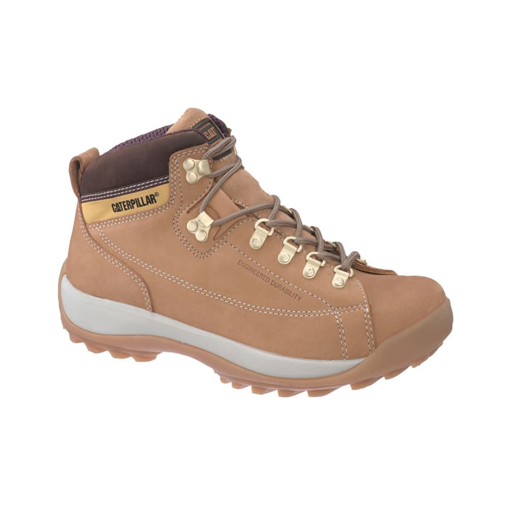 CAT Men's Active Alaska Boots, Wide Width - HONEY