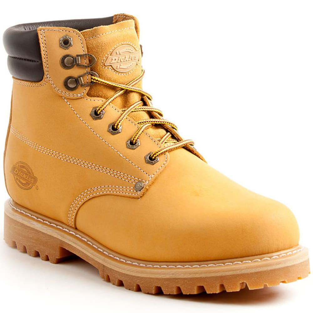 DICKIES Men's Raider 6 in. Soft Toe Boot - WHEAT