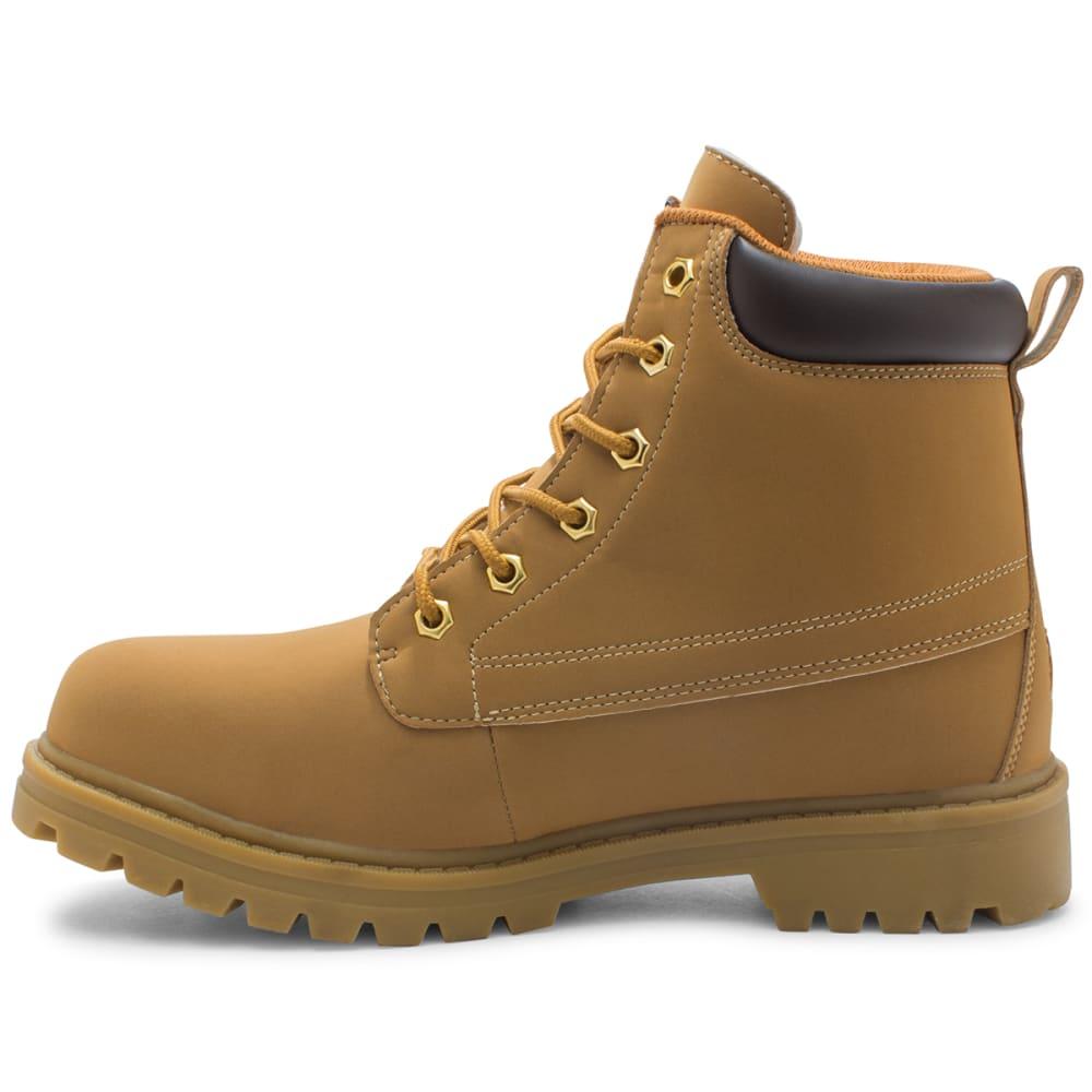 FILA Men's Edgewater 12 Work Boots - WHEAT