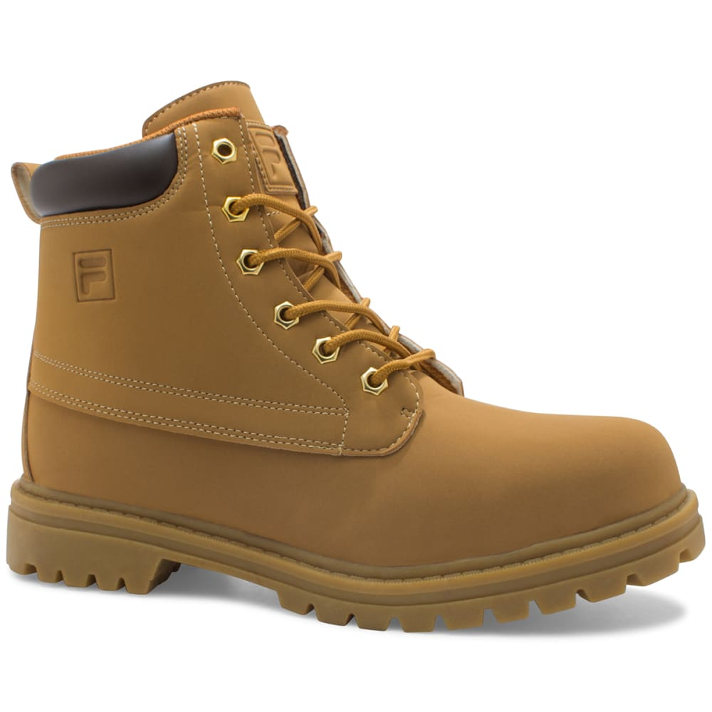 FILA Men's Edgewater 12 Work Boots - WHEAT