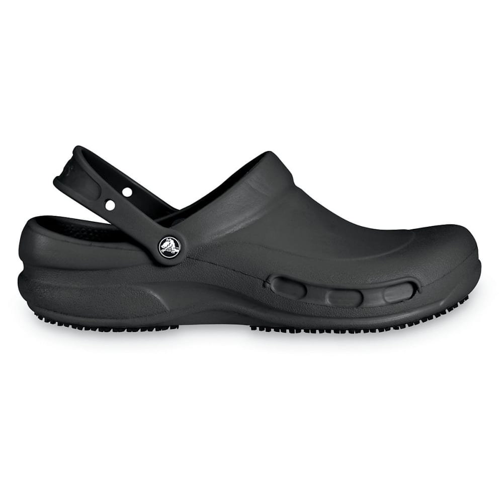 Crocs Men's Bistro Clogs - Black, 10
