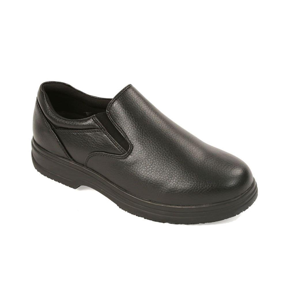 DEER STAGS Men's Manager Shoes - BLACK