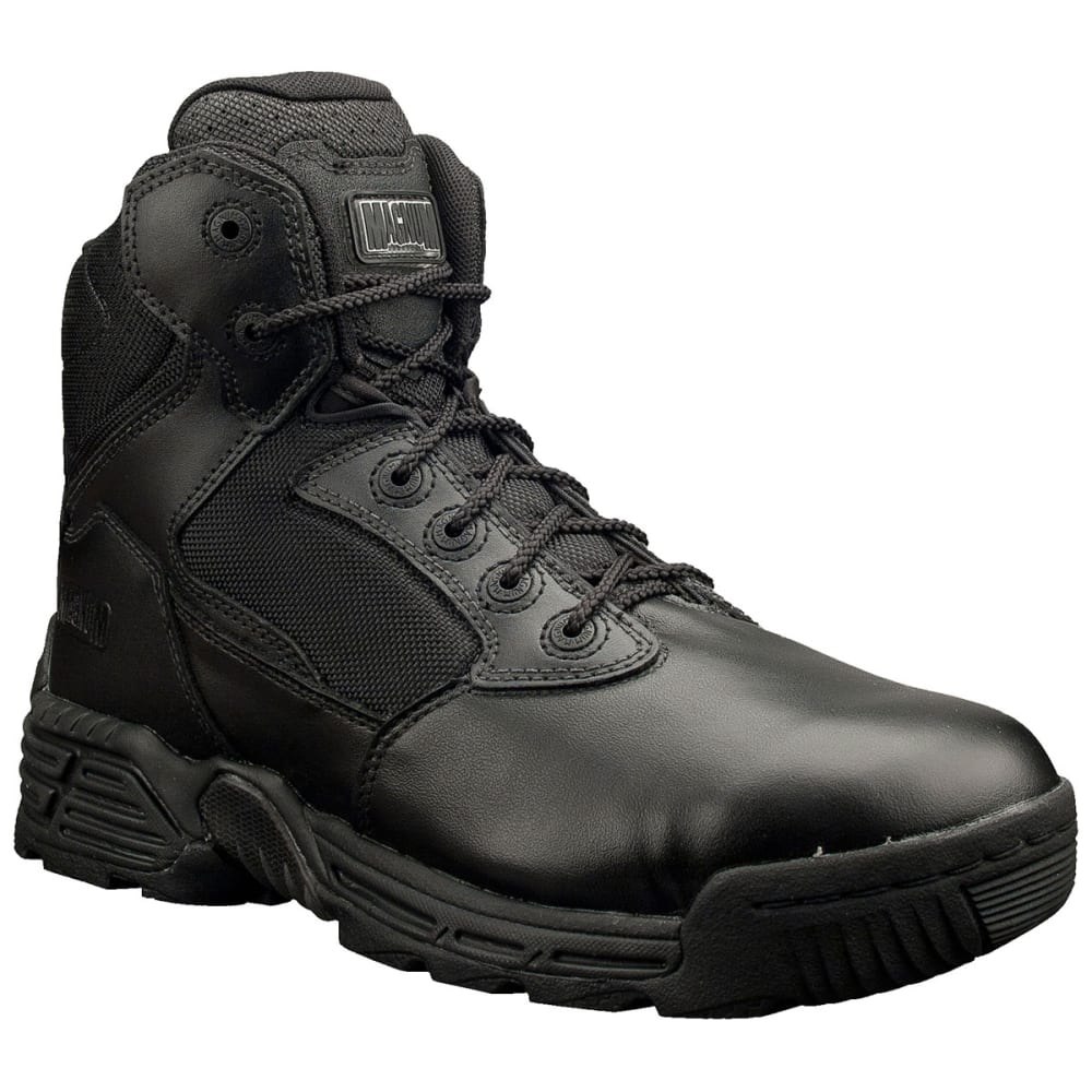 MAGNUM Men's Stealth Force Side Zip 6 in. Work Boots, Wide Width 10