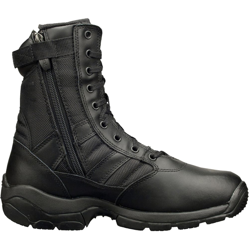 MAGNUM Men's Panther 8.0 Side Zip Boots - BLACK
