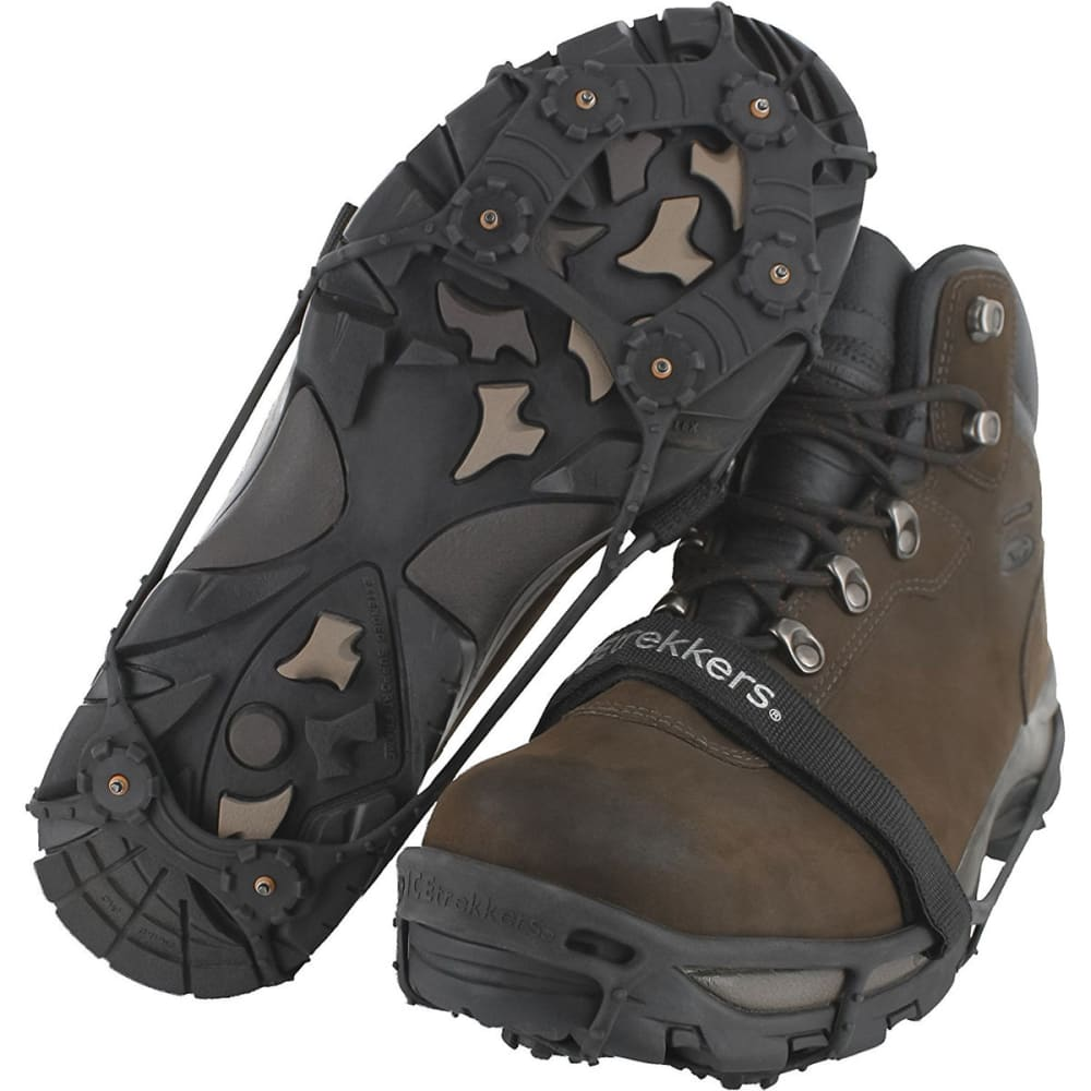 YAKTRAX ICEtrekkers Spikes, Small/Medium - NONE