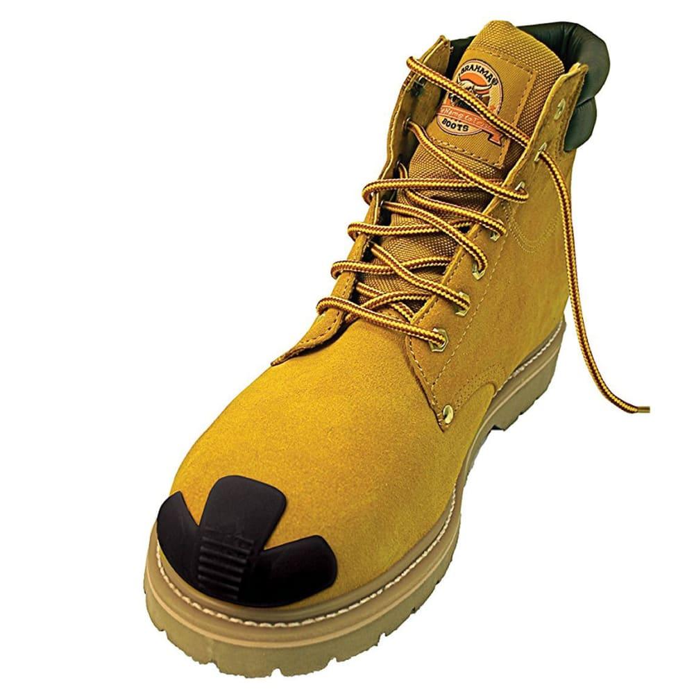 YAKTRAX Boot Bumper Toe Caps - BLACK 08402