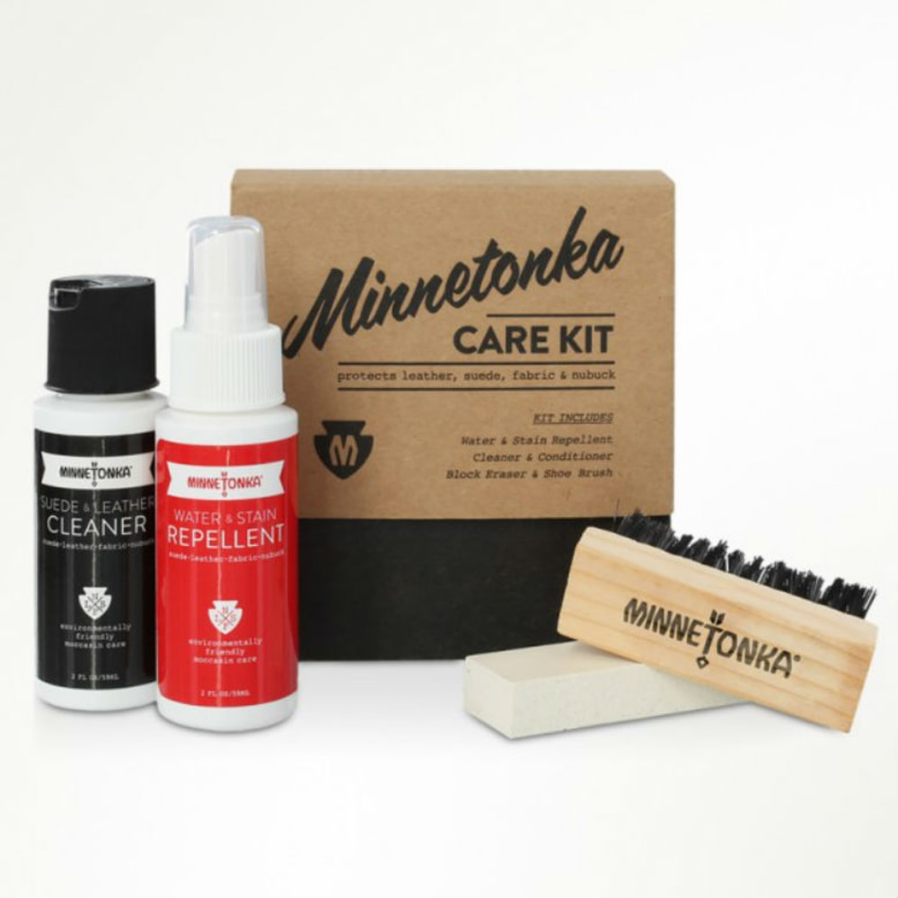 MINNETONKA Shoe Care Kit - HAPPY HOUR