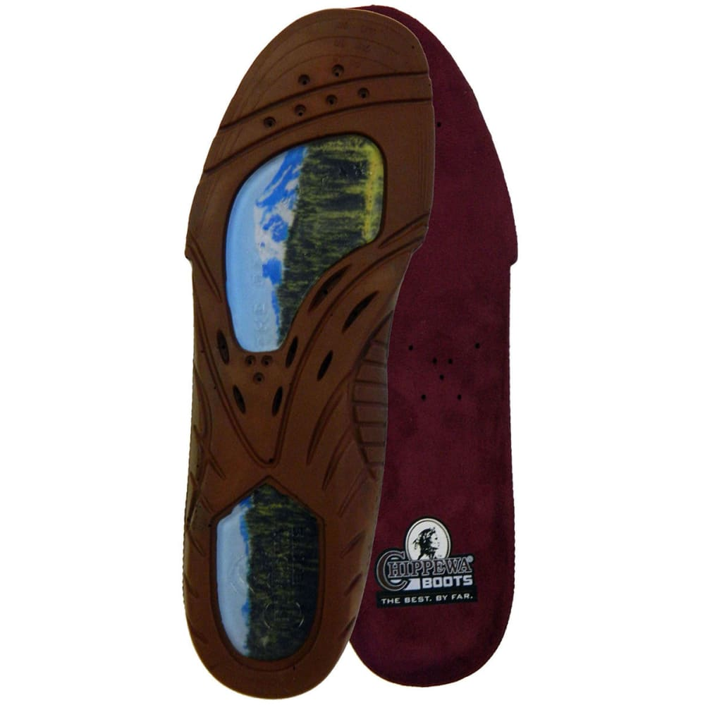 Chippewa Comfort Insoles - Various Patterns, S