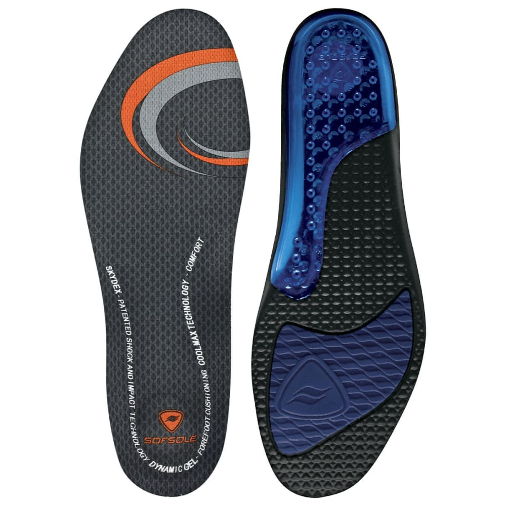 SOF SOLE Men's Airr Performance Insoles - ASST 7-8.5