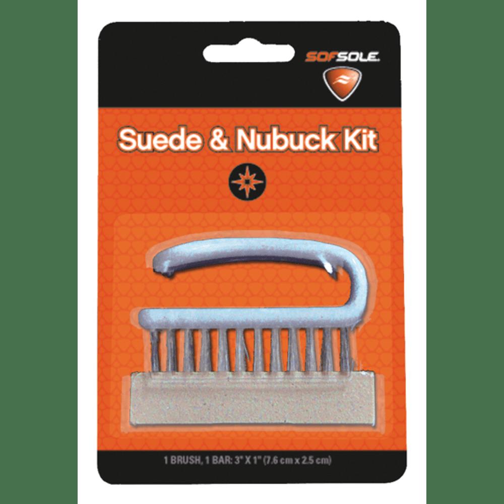 Sof Sole Suede & Nubuck Brush - ASST