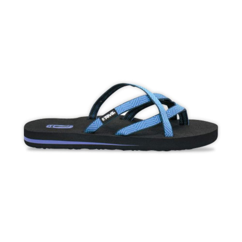 TEVA Women's Olowahu Sandals 5