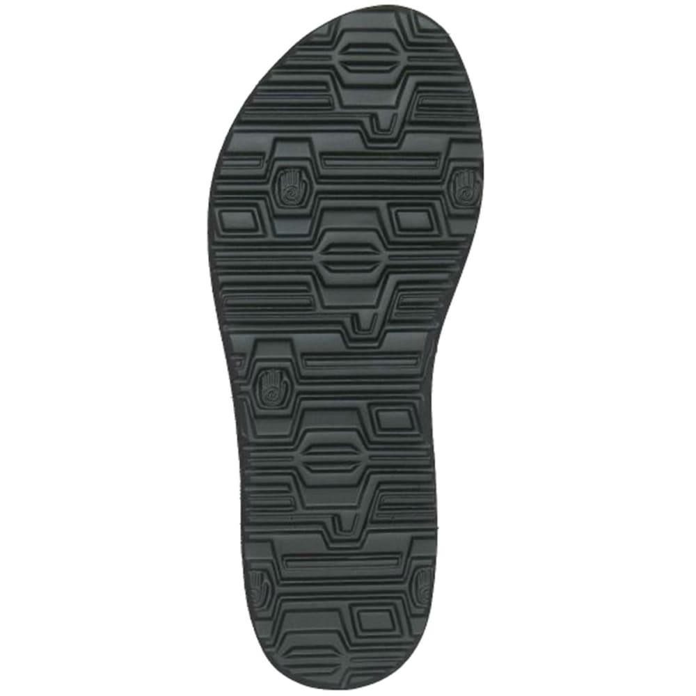 TEVA Women's Mush II Sandals - ANTIGUOUS BLUE