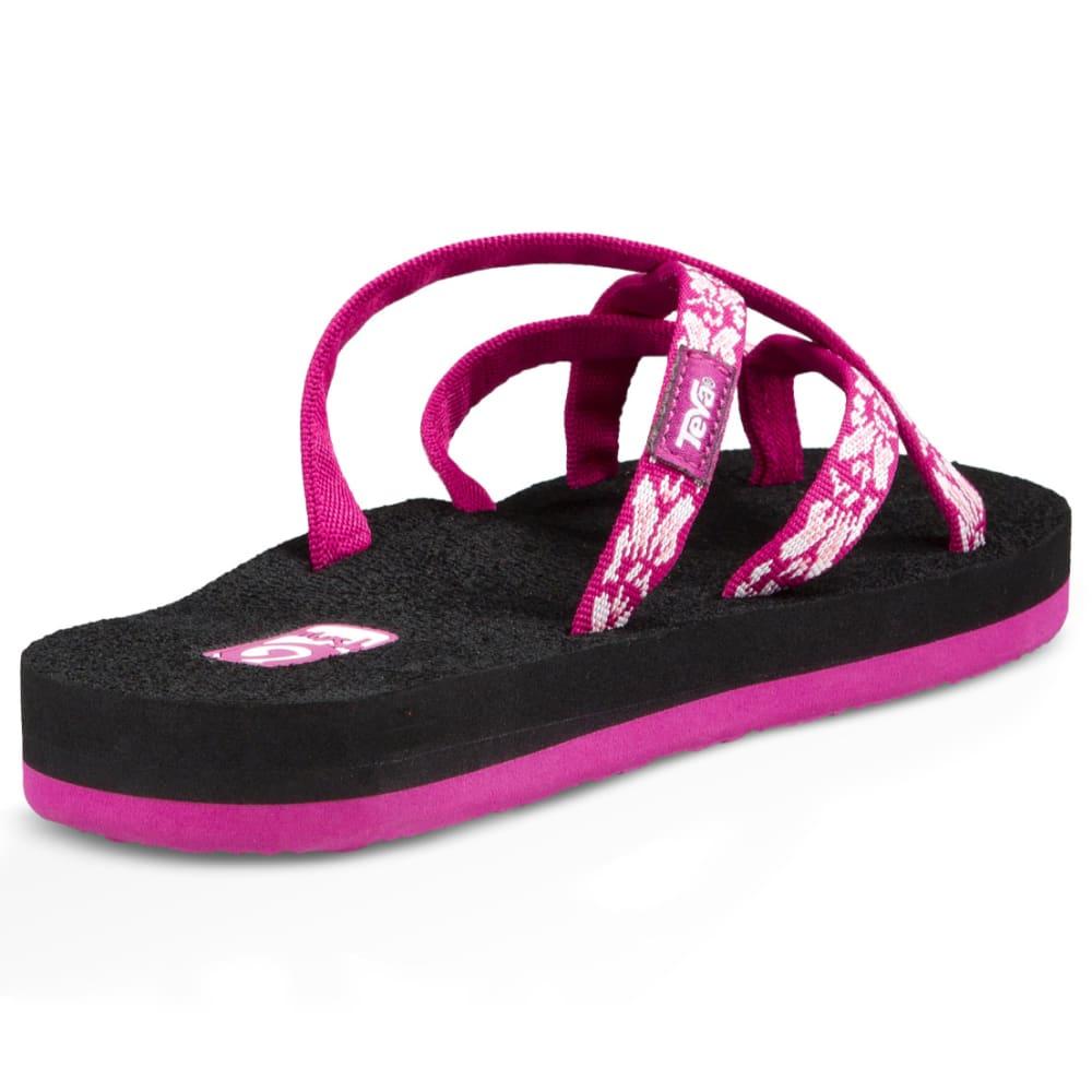 TEVA Women's Olowahu Sandals - SUN GLOW