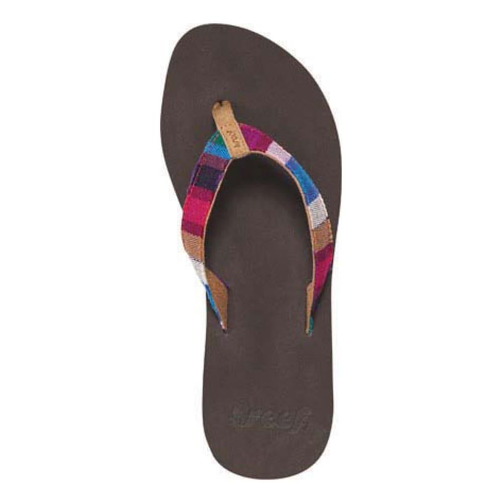 REEF Women's Guatemalan Love Flip-Flops - PRINT