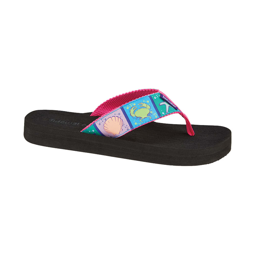 TIDEWATER Women's Thong Sandals - PINK