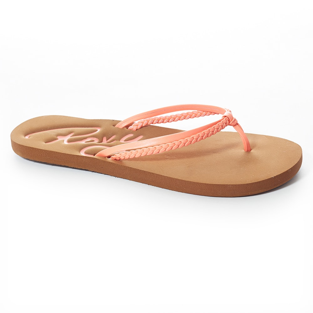 ROXY Juniors™ Cabo Sandals - CORAL