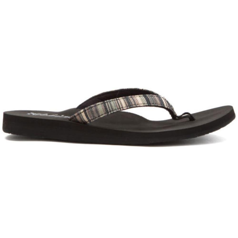 COBIAN Juniors' Fiesta Bounce Sandals - BLACK