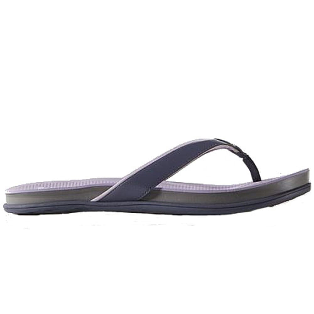 ADIDAS Women's Supercloud Plus Swimming Thong Sandals - MAUVE MIST