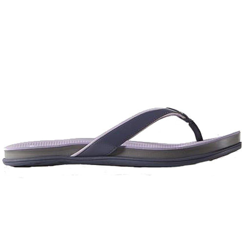 ADIDAS Women's Supercloud Plus Swimming Thong Sandals - MAUVE MIST