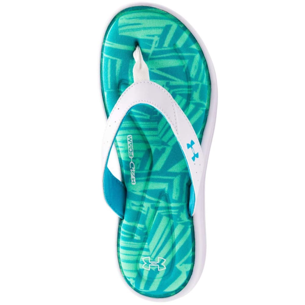 UNDER ARMOUR Women's Marbella IV Sandals - WHITE 1273442