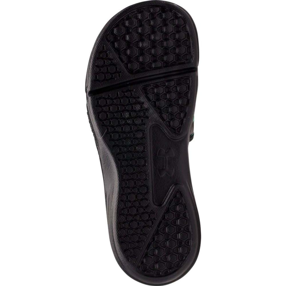 UNDER ARMOUR Women's Micro G® EV Sandals - BLACK-003