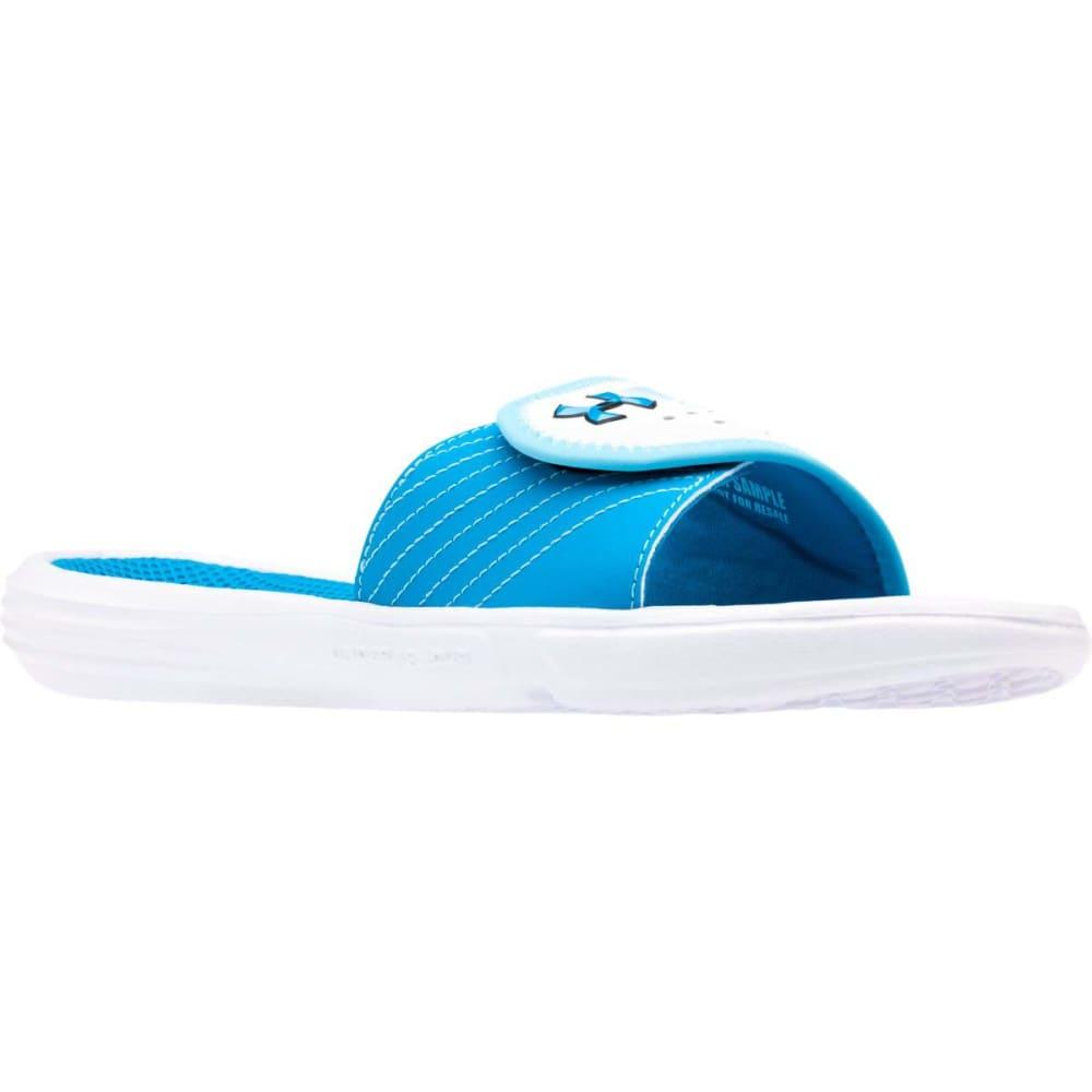 UNDER ARMOUR Women's Micro G® EV Sandals - WHITE- 101